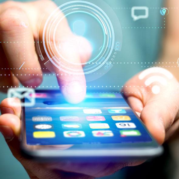 Nouvelles applications mobiles auto pour smartphones