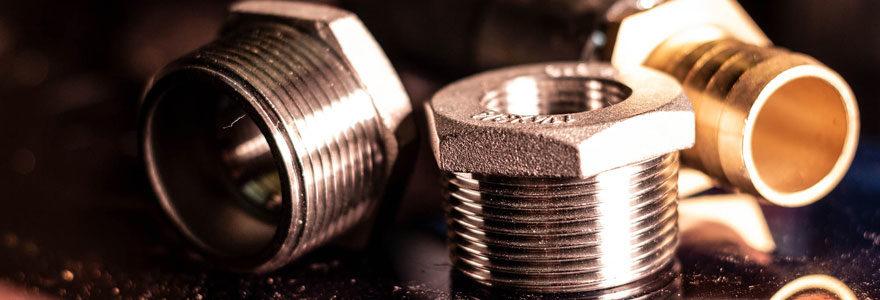 assemblage de pièces mécaniques